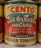 San Marzano Organic Certified Peeled Tomatoes - Producto