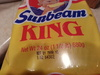 King enriched bread - Product