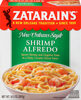 New Orleans Style Shrimp Alfredo Pasta - Product
