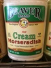 Hot Cream Horseradish - Product