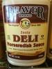 Zesty Deli Horseradish Sauce - Product
