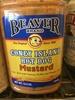 Beaver, coney island hot dog mustard - Product