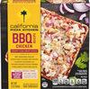 Bbq chicken recipe crispy thin crust pizza - Product