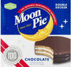 Moonpie chocolate double decker pies - Product