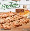 Brick oven italian style cheese frozen pizza - Producto