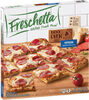 Brick oven pepperoni and italian style cheese frozen pizza - Product