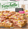 Natural rising canadian style bacon and pineapple frozen pizza - Product