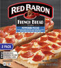 French bread pepperoni frozen pizza - Product