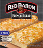 French bread five cheese & garlic frozen pizza - Product