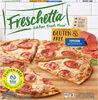 Gluten free pepperoni frozen pizza - Produit