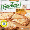 Gluten free four cheese frozen pizza - Produkt