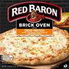 Brick oven cheese trio frozen pizza - Product