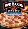 Brick oven crust pepperoni pizza - Product