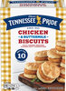 Odom's tennessee pride fully cooked breaded chicken - Product
