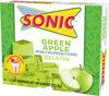 Sonic green apple gelatin - Produit