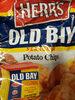 Here's Old Bay Seasoned Potato Chips - Producto