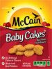 Baby cakes mini potato hash browns - Product