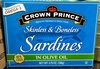 Skinless & Boneless Sardines in Olive Oil - Product