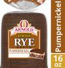 Jewish rye bread pumpernickel - Product