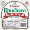 Ranchero queso fresco - Producto