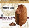 Haagen dazs non-dairy bar chocolate fudge frozen dessert - Product