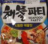 Seafood party noodle soup - Product