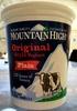 Mountain High Original Style Plain Yogurt - Product