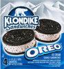 Oreo Ice Cream Sandwiches - Product