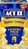 Butter lovers pantry microwave popcorn - Product