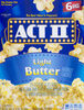 Microwave popcorn light butter - Product