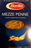 Enriched macaroni product, mezze penne n.369 - Produit