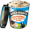 Chocolate Chip Cookie Dough Ice Cream - Product