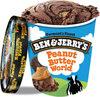 Peanut butter world ice cream - Product