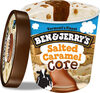 Salted caramel core ice cream - Product