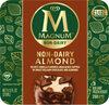 Non-dairy frozen dessert almond bar - Product