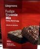 Fudge Brownie Mix - Produit
