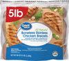 Boneless skinless chicken breast - Product