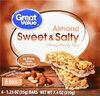 Barre de cereales amande - Product