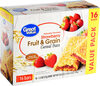 Fruit & Grain Cereal Bars - Product