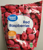 Red Raspberries - Product