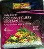Coconut Curry Vegetables - Product