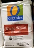 Organic whole wheat flour - Product