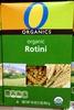 Organic macaroni product, rotini - Product