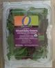 Mixed Baby Greens - Producto