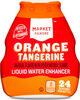 Liquid water enhancer orange tangerine - Product