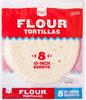 Flour Tortillas - Product