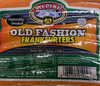 Old fashion Frankfurters - Prodotto