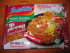 Instant noodles migoreng satay flavour - Product