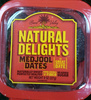 Bard valley natural delights, medjool dates - Product