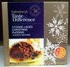 Christmas Pudding - Prodotto